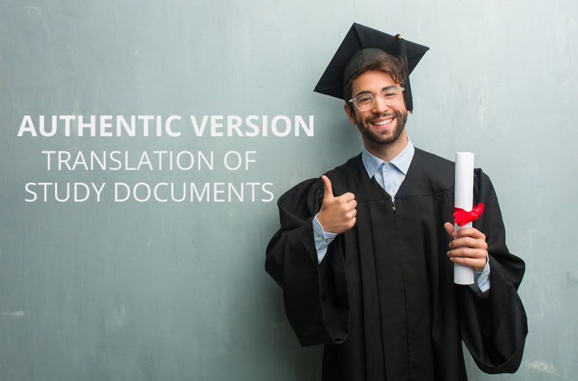 Translation of study documents